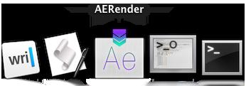 aerender