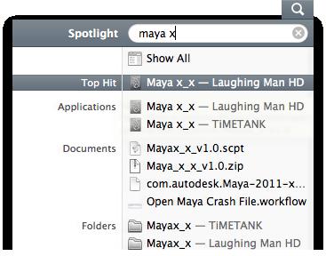 maya x_x spotlight