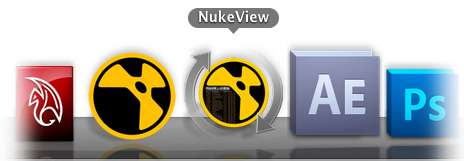 nukeview dock